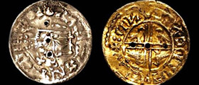 An altered precious coin? Could be treasure!